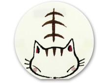 まるぽち 三毛猫